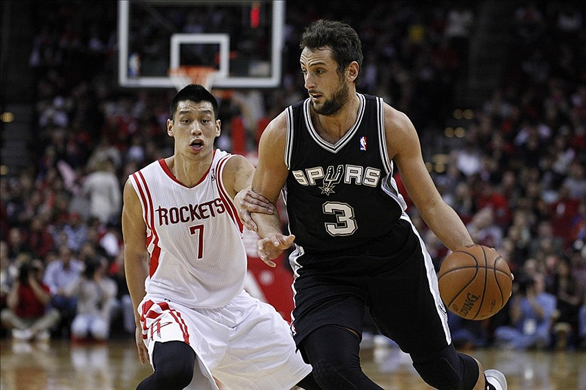 nba allstar weekend spurs marco belinelli wins 3point