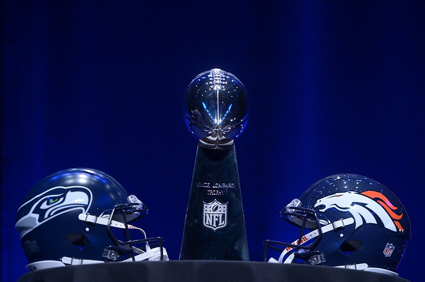 NFL: Super Bowl XLVIII-Coaches Press Conference