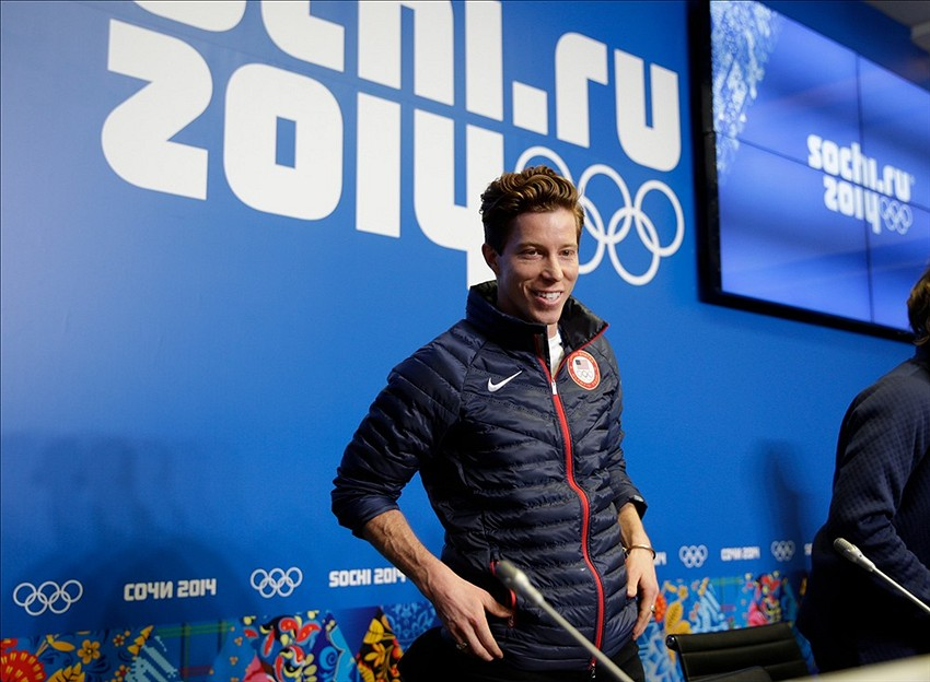 Sochi Olympics, men's snowboard halfpipe qualification ...