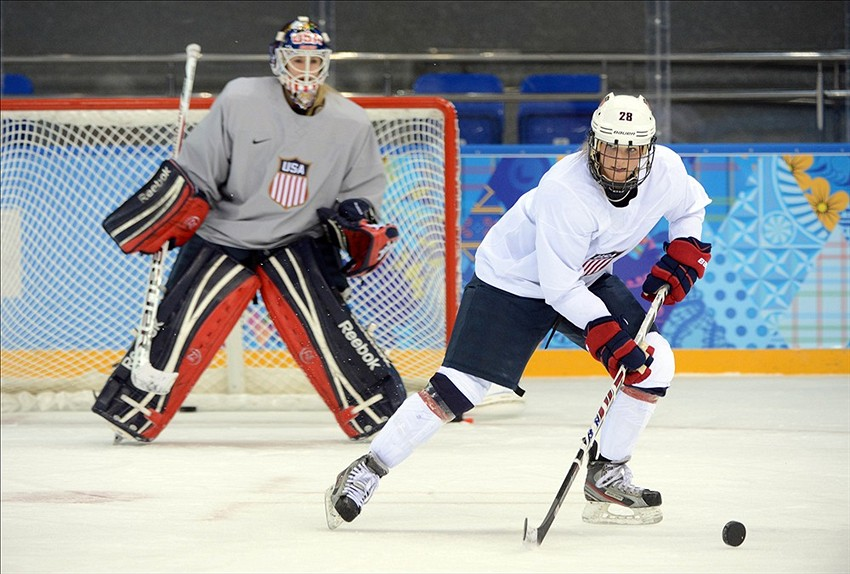 Sochi Olympics, women's hockey USA vs. Switzerland: live stream, start ...
