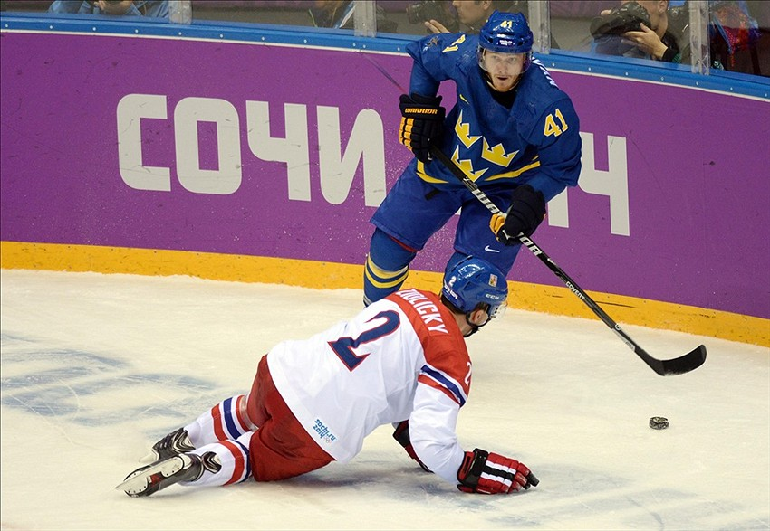 Sochi Olympics hockey, Sweden vs. Switzerland live stream ...
