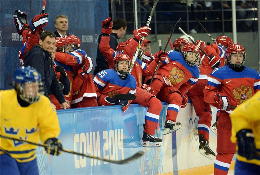 Olympics, women's hockey Switzerland vs. Russia quarterfinal: live ...