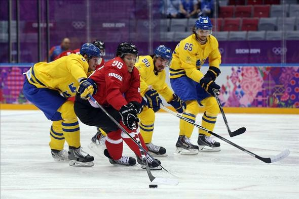 Sochi Olympics hockey, Switzerland vs. Latvia live stream: How to ...
