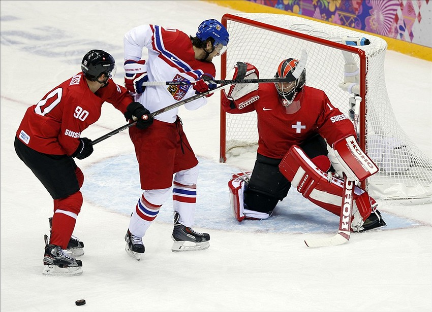 Sochi Olympic hockey, Switzerland vs. Latvia: live stream ...