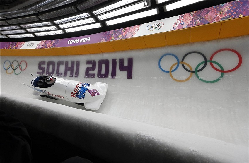 Image result for bobsled russia