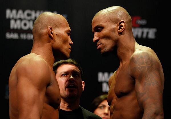 UFC Fight Night 36 results: Jacare Souza defeats Francis Carmont by ...