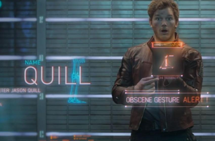 Guardians of the Galaxy Star Lord 850x560 TONGUE IN CHEEK HEROES: GUARDIANS OF THE GALAXY