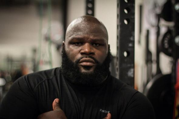 WWE Superstar Mark Henry