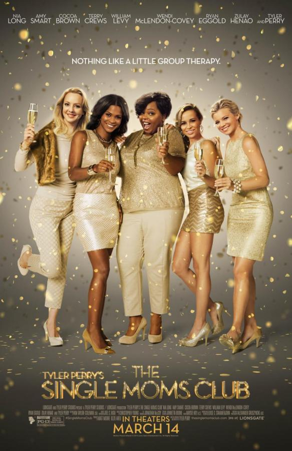 "Promotional Poster for Tyler Perry's ""Single Mom's Club."" Photo Credit: Lionsgate"