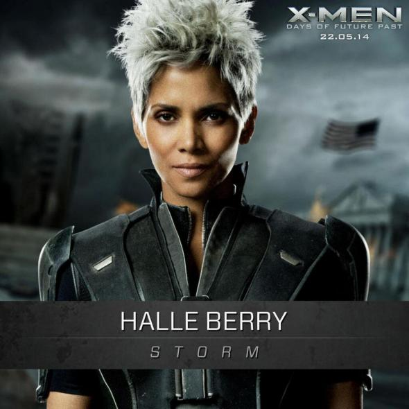 "Halle Berry as Storm in ""X-Men: Days of Future Past."" Photo Credit: Marvel/Twentieth Century Fox"
