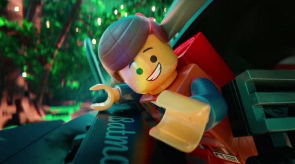 """Clip from the Music Video for """"Everything is Awesome"""" by Tegan and Sara feat. The Lonely Island for """"The LEGO Movie."""" Photo Credit: Warner Bros."""