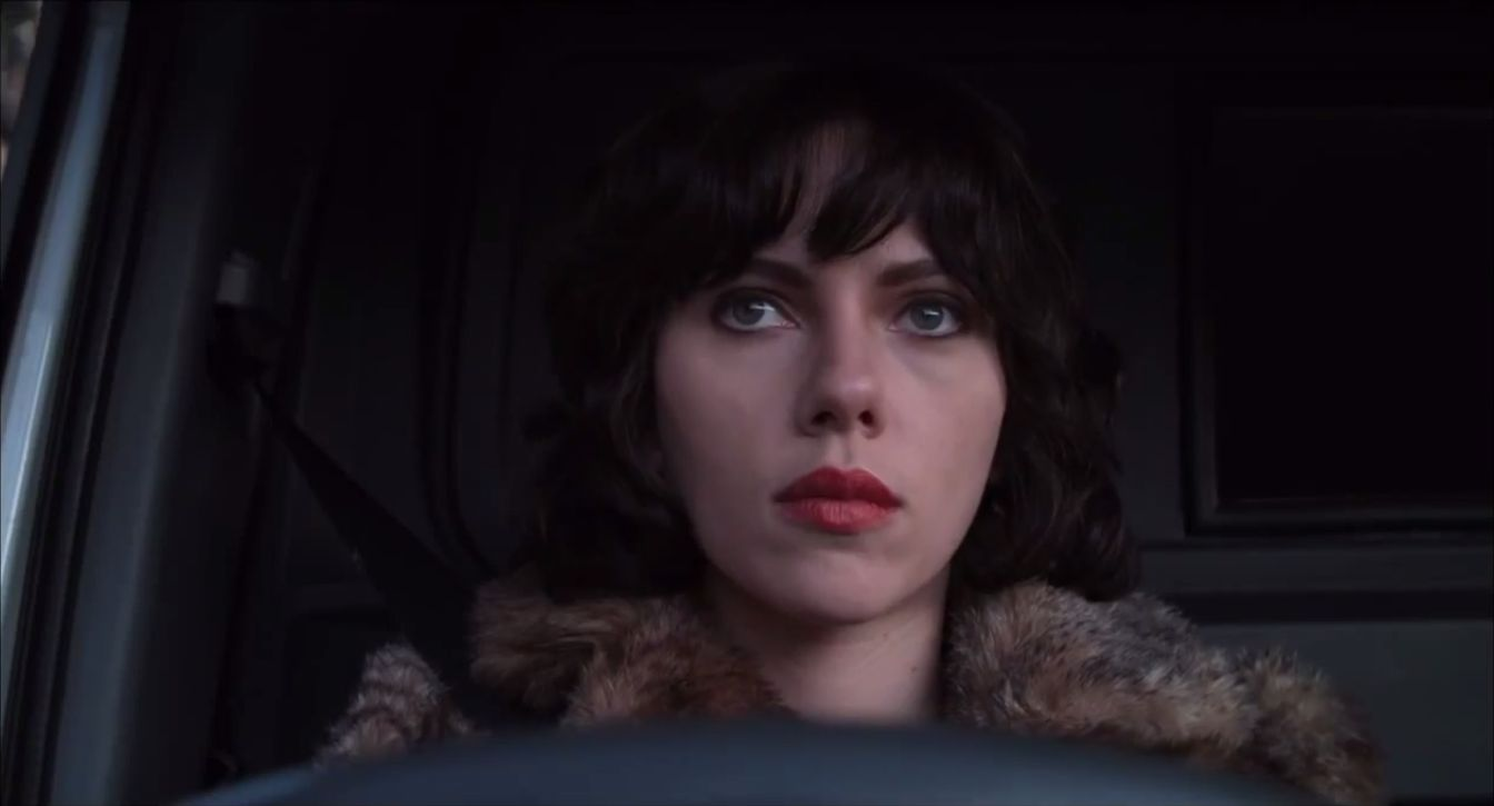 Creepy New Trailer For Scarlett Johansson S Under The Skin