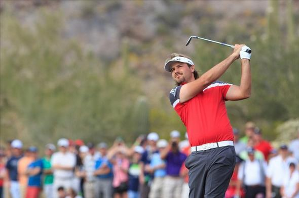 Victor Dubuisson. Photo Credit: Allan Henry-USA TODAY Sports.