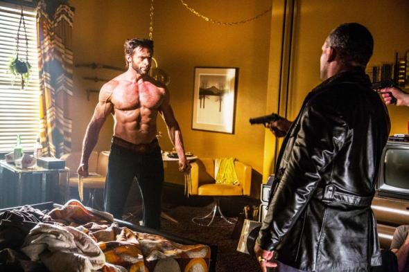 "Hugh Jackman as Wolverine in ""X-Men: Days of Future Past."" Photo Credit: Total Film"