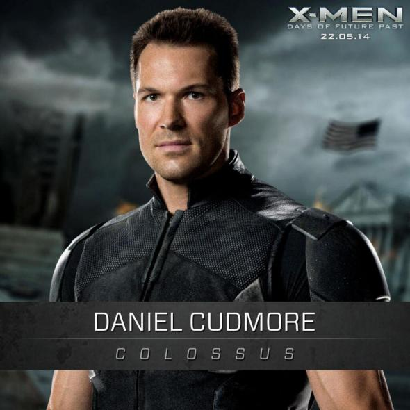 "Daniel Cudmore as Colossus in ""X-Men: Days of Future Past."" Photo Credit: Marvel/Twentieth Century Fox"