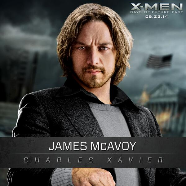 X-Men: Days of Future Past – New Character Images Released X Men Days Of Future Past Professor X