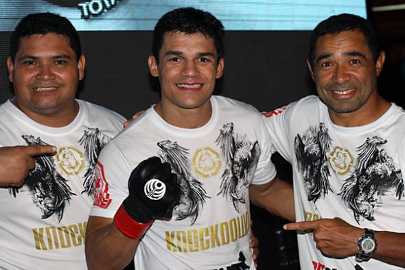 Photo Credit: Alan Oliveira, Sherdog.com