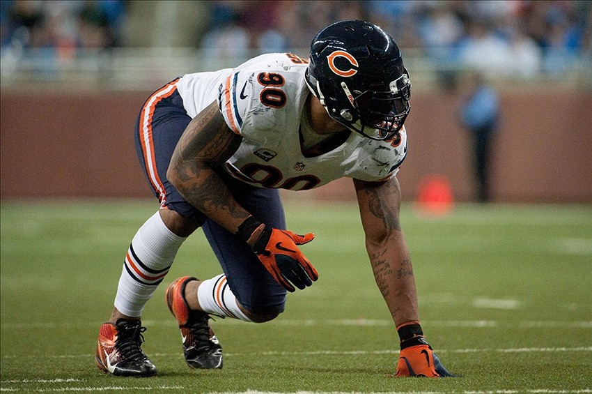 Julius Peppers To Play Linebacker With Green Bay Packers