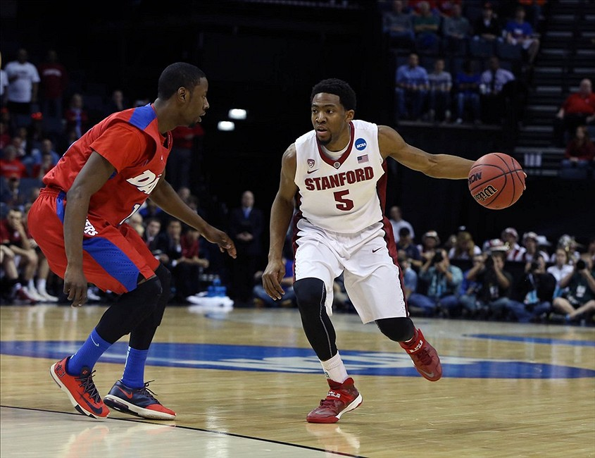 mar 27 2014 memphis tn usa stanford cardinal guard chasson randle 5 is ...