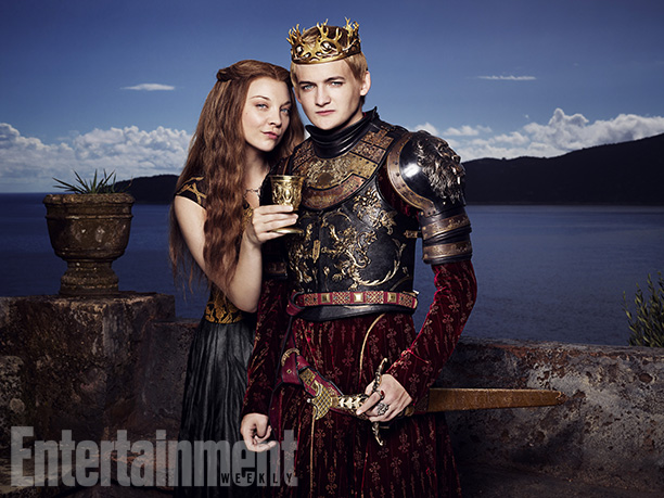 Game of Thrones: New Photos of King Joffrey and Margaery ...