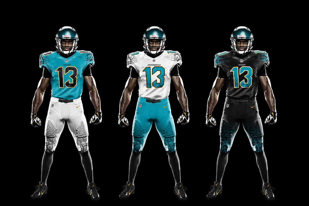 Amazing Nfl Uniform Concept Designs By Jesse Alkire