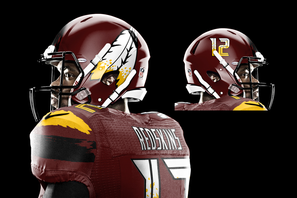 New Nfl Uniforms Concepts Pictures To Pin On Pinterest
