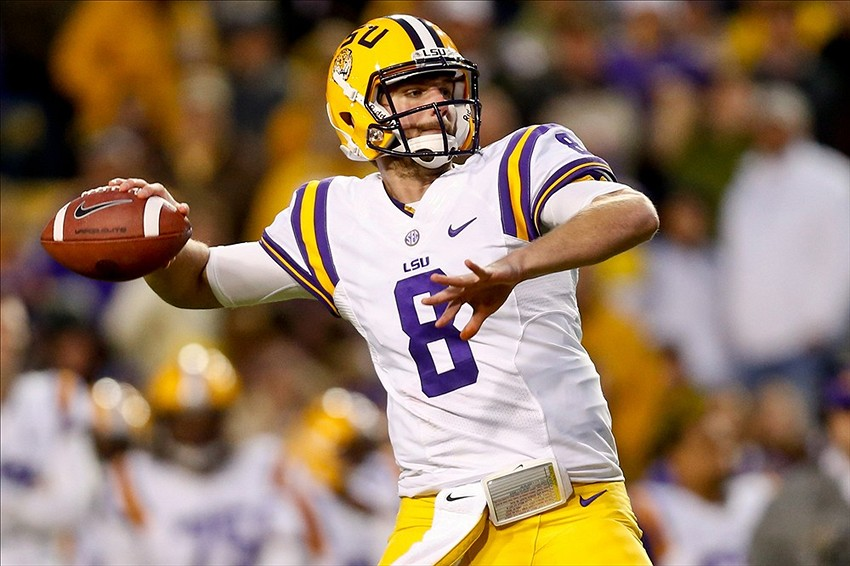 2014 Nfl Draft Rumors Lsu Qb Zach Mettenberger Will Throw