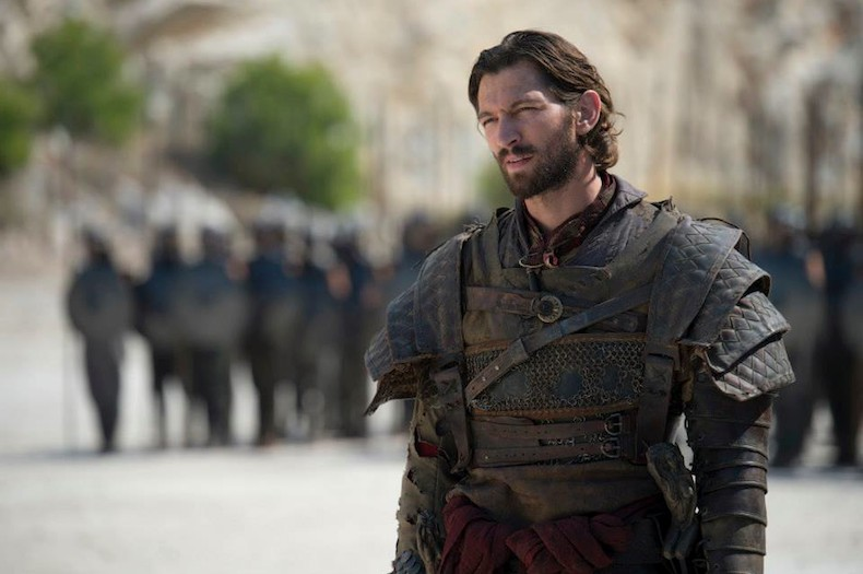 Game of Thrones season 4: Why is new actor playing Daario ... Daario Naharis