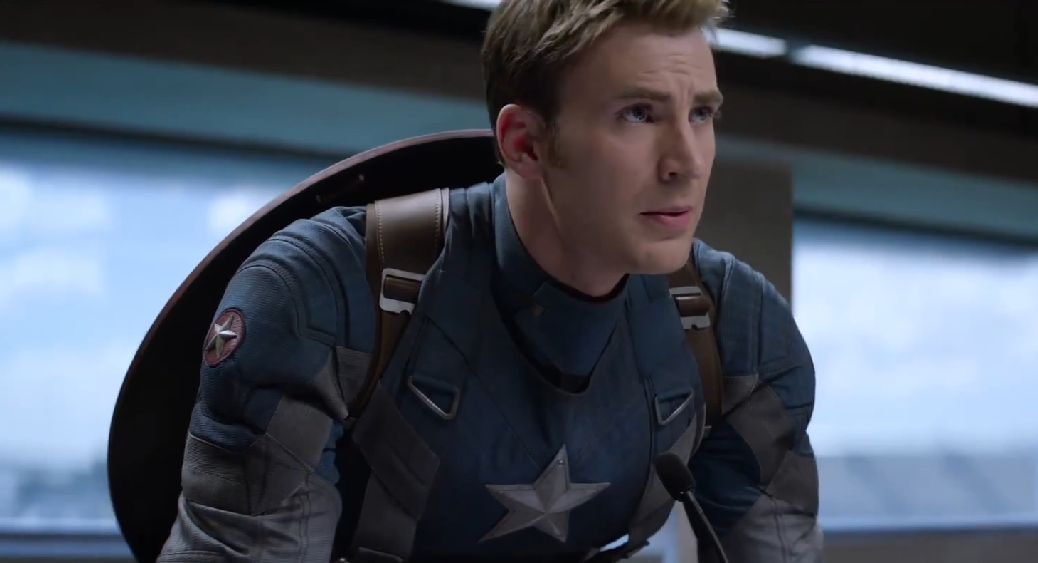New Action-Packed TV Spot For Captain America: The Winter