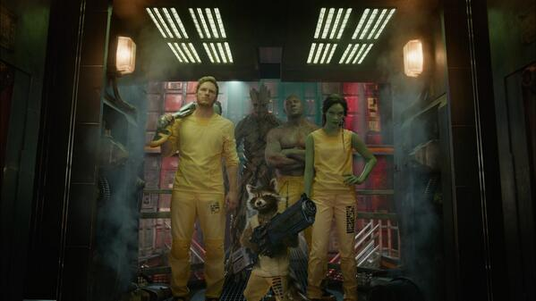 Guardians of the Galaxy Prison1 GUARDIANS OF THE GALAXY Trailer #2 (Description)