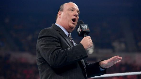 WWE's Paul Heyman. Photo Credit: WWE.com