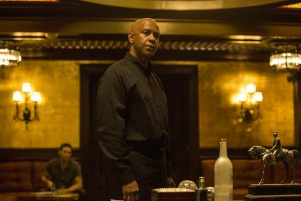 "Denzel Washington as Robert McCall in ""The Equalizer."" Photo Credit: Columbia Pictures"
