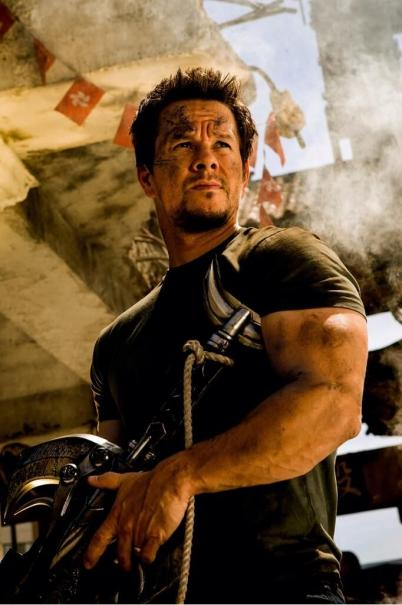 "Mark Wahlberg as Cade Yeager in ""Transformers: Age of Extinction."" Photo Credit: Paramount Pictures"