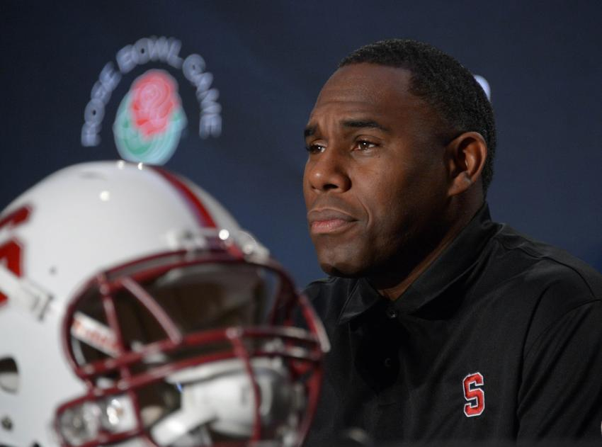 dec 27 2012 los angeles ca usa stanford cardinal defensive coordinator