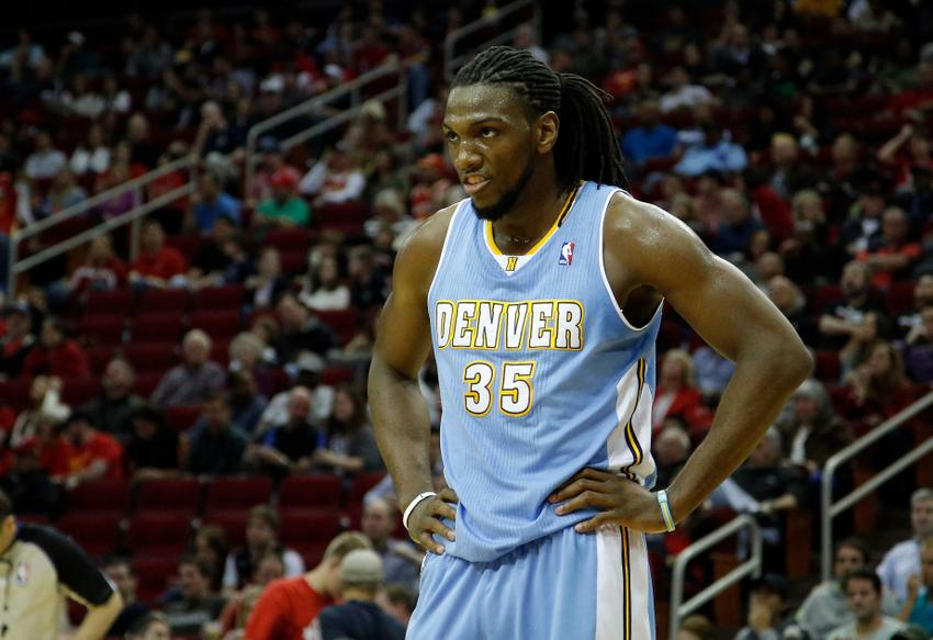 NBA Rumors: Denver Nuggets were open to trading Kenneth Faried