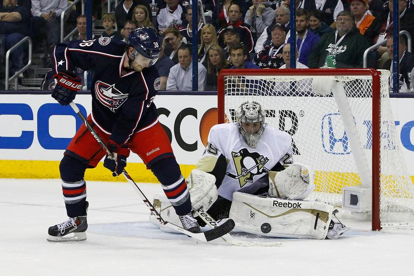 Blue Jackets&39 Boone Jenner scores pretty power play goal vs