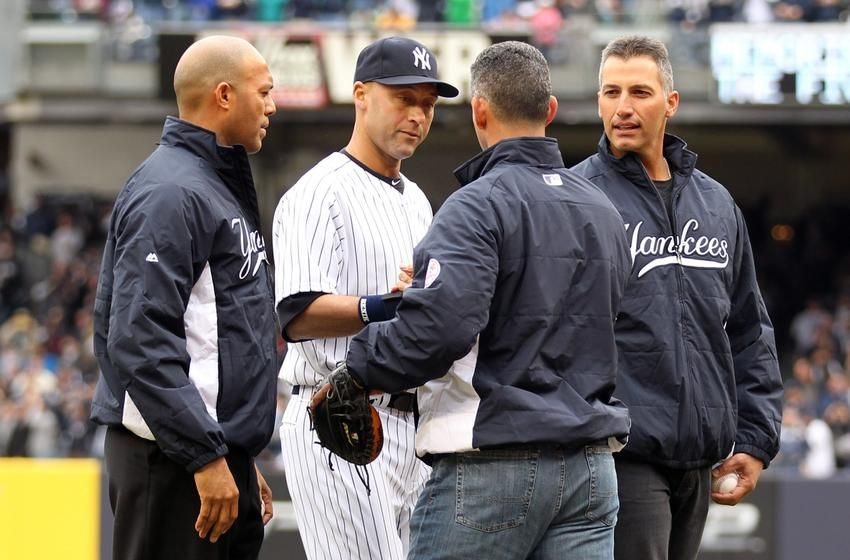from Mathew derek jeter and jorge posada and gay