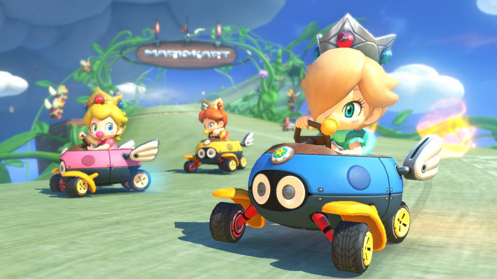 Mario Kart 8 receiving two new characters - FanSided ...