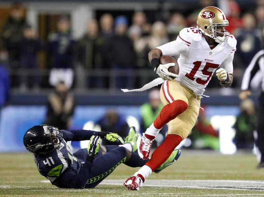 Second Use Seattle >> NFL Rumors: 49ers, Michael Crabtree working on contract ...
