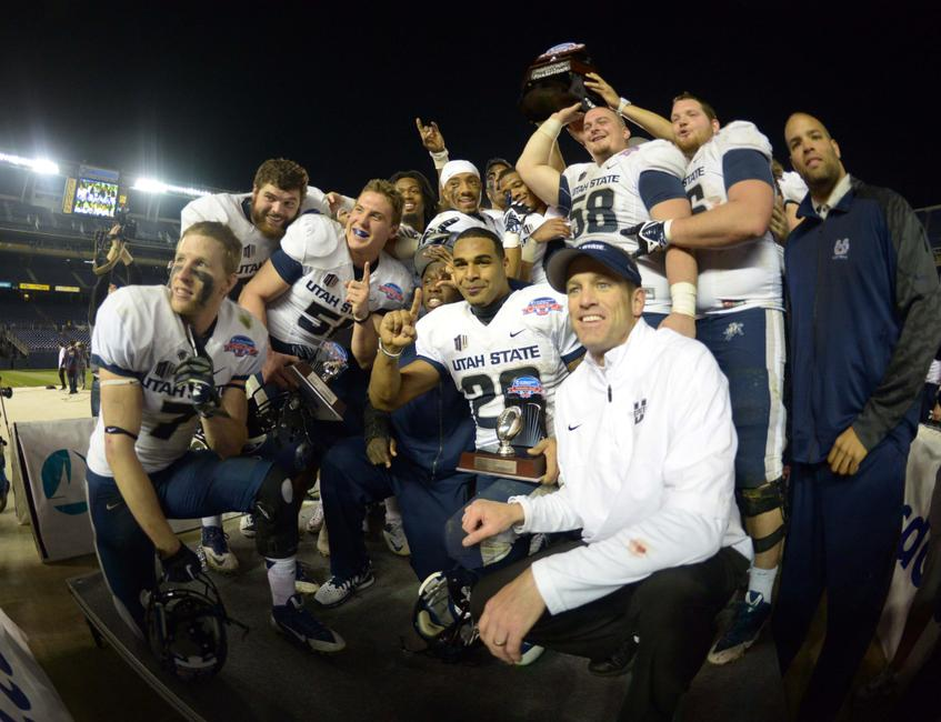 dec 26 2013 san diego ca usa utah state running back joey demartino 28