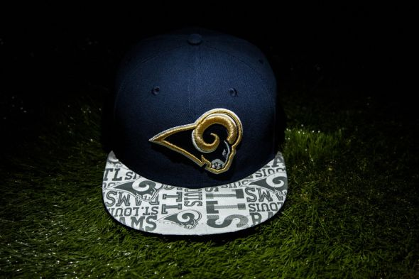 st-louis-rams-draft-cap-reflective