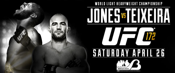 Credit: UFC.com, official UFC 172 poster