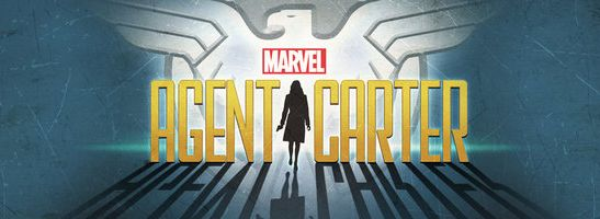 "Title Card for the new ABC Series ""Agent Carter."" Photo Credit: ABC"