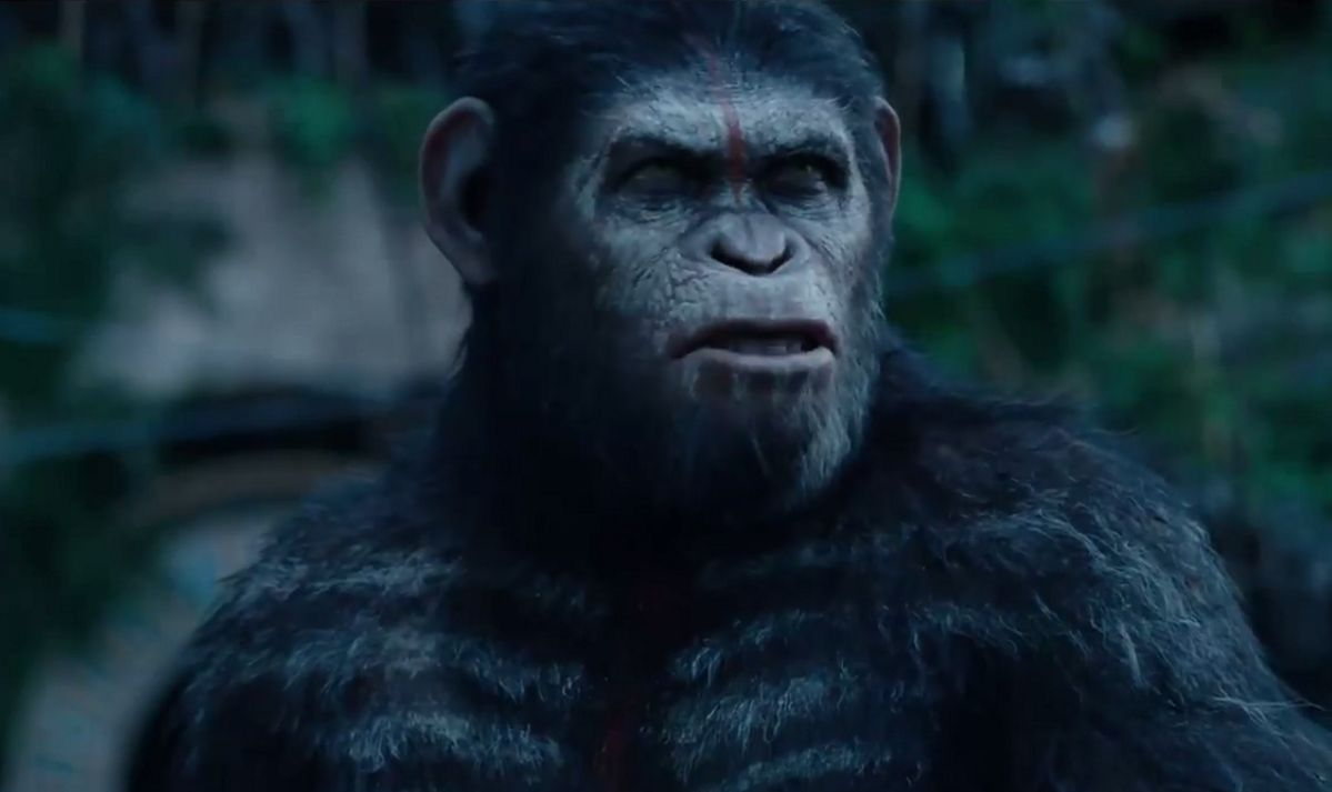 New promo for Dawn of the Planet of the Apes (Video)