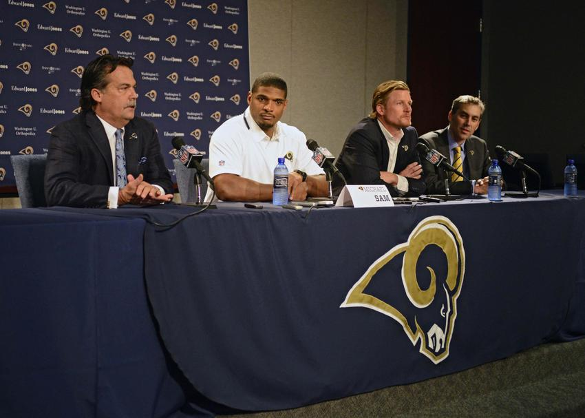 St. Louis Rams to cooperate with Michael Sam's reality show