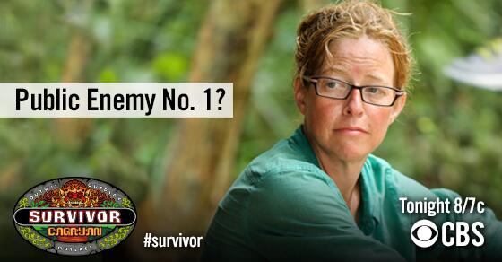 Photo Credit: Twitter (@Survivor_Tweet)