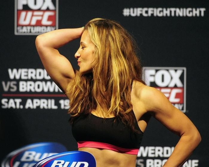 Miesha Tate: I do want to get paid more - FanSided ...