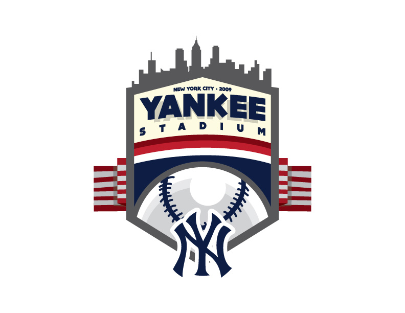 The Greedy Pinstripes Yankee Stadium Logo Has Been Redesigned