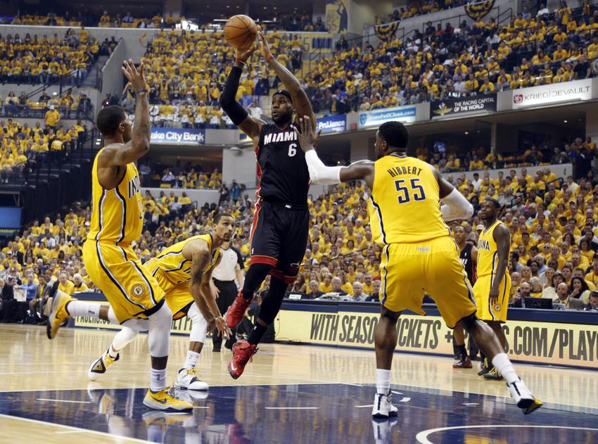 heat vs pacers game 2 results winners and losers
