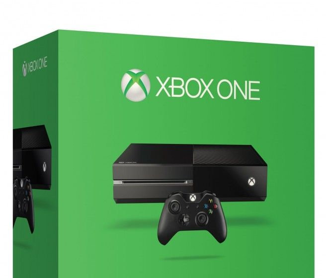 Kinect-less Xbox One Pre-Orders now openXbox One Open Game Box